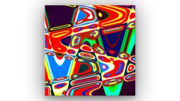 """Inspired by Kandinsky"" 49 – Bild 1"