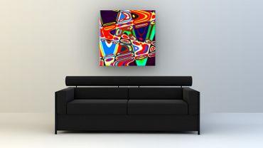 """Inspired by Kandinsky"" 49 – Bild 2"