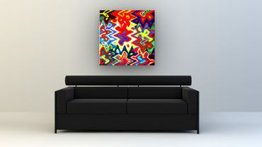 """Inspired by Kandinsky"" 52 – Bild 2"