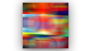 """Inspired by Kandinsky"" 55 – Bild 1"
