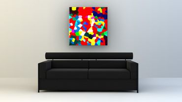 """Inspired by Kandinsky"" 59 – Bild 2"