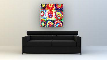 """Inspired by Kandinsky"" 64 – Bild 2"