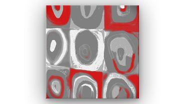 """Inspired by Kandinsky"" 66 – Bild 1"
