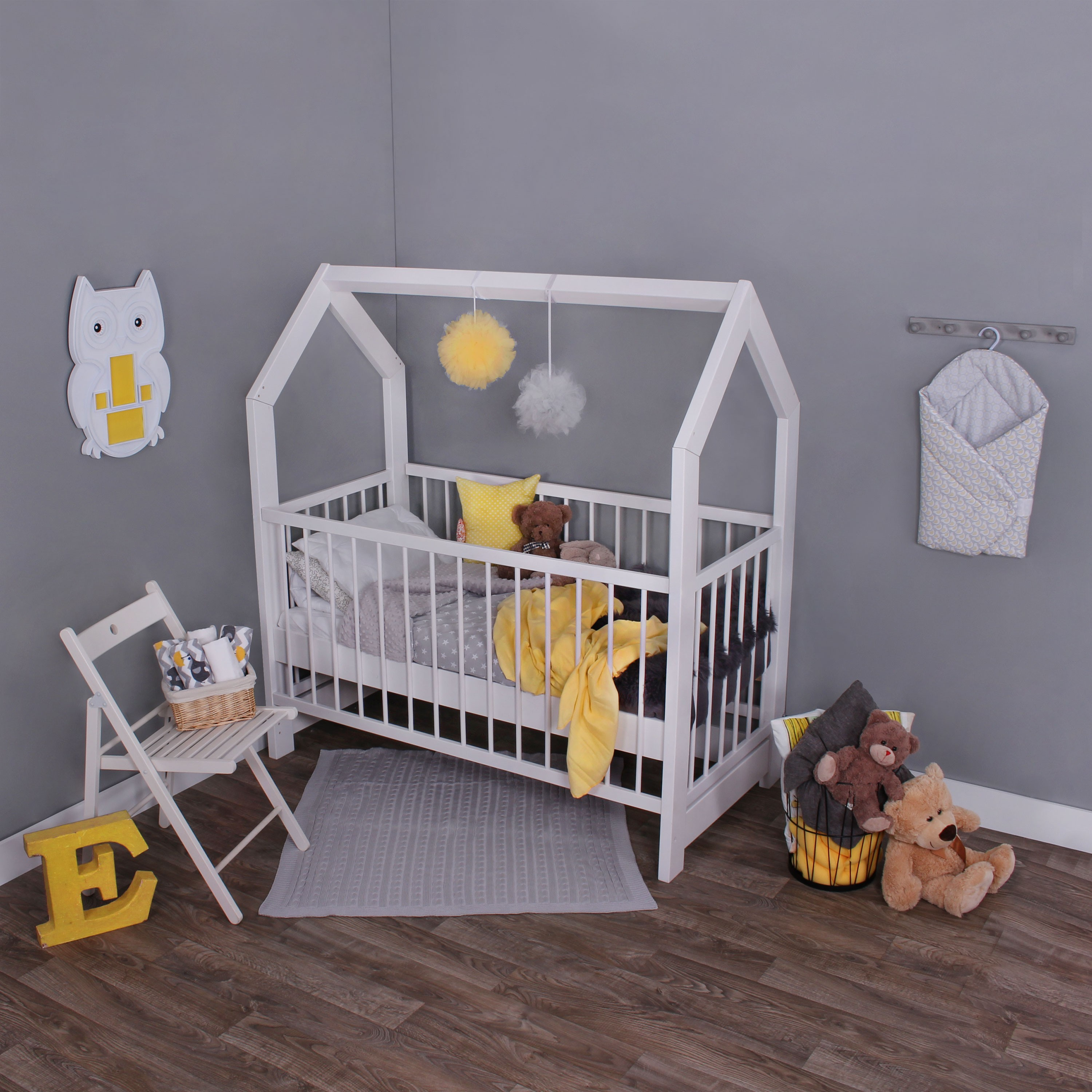 kagu kinderbett spielbett bett innovatives hausbett f r. Black Bedroom Furniture Sets. Home Design Ideas