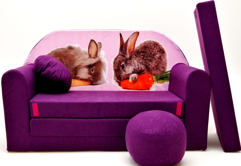 kindersofa spielsofa kindersessel 3in1 sofa bettfunktion. Black Bedroom Furniture Sets. Home Design Ideas