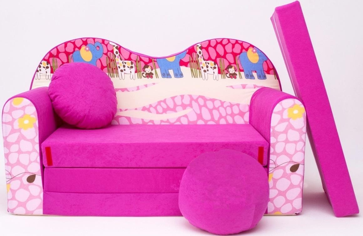 kindersofa spielsofa kindersessel 3in1 sofa bettfunktion ausziehbett mit motiv. Black Bedroom Furniture Sets. Home Design Ideas