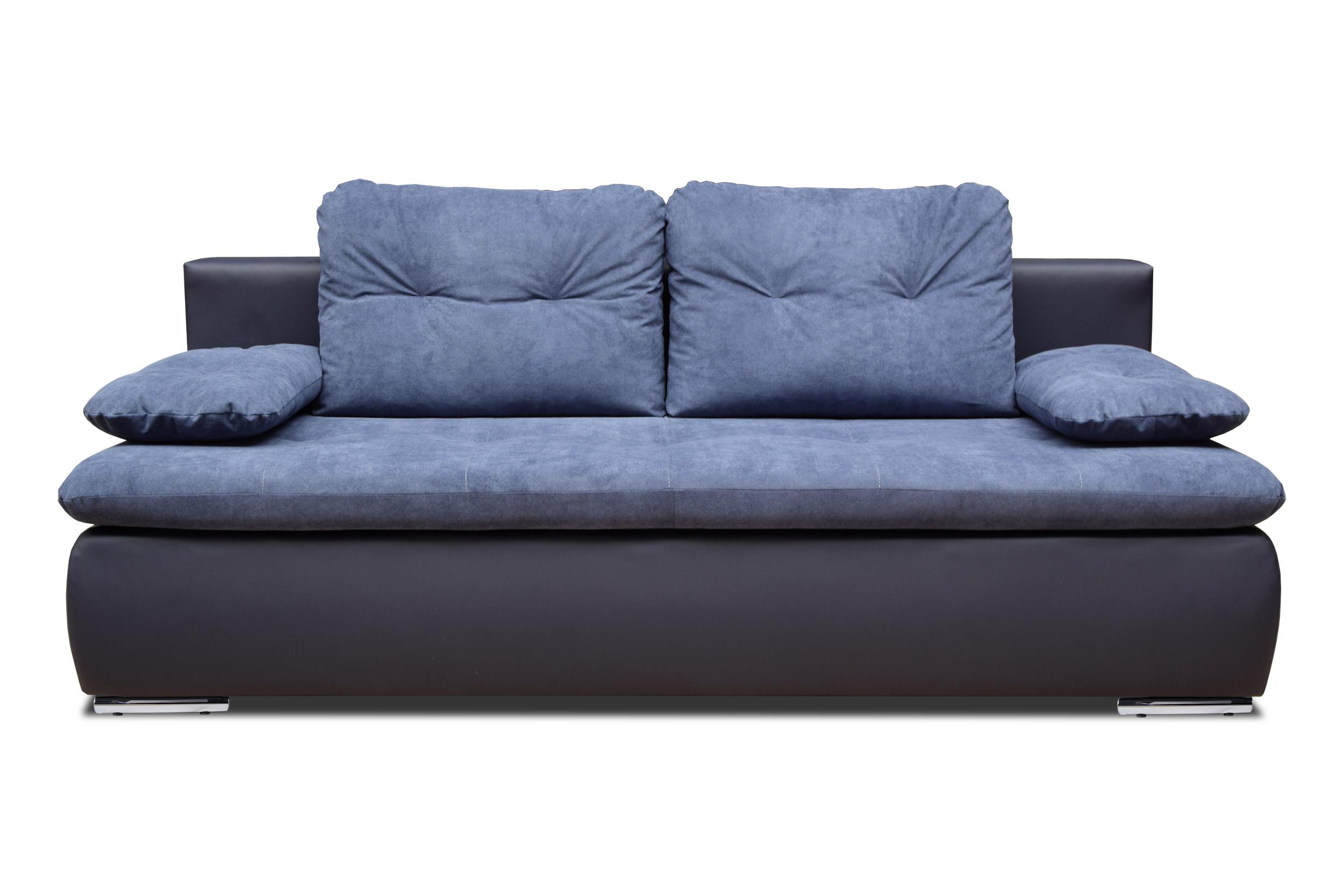 Avaro sofa schlafsofa couch schlafcouch zweisitzer mit for Schlafsofa zweisitzer