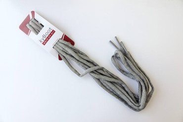 Shoelace light grey - for Cirrus JFK Blue-Grey M