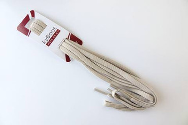 Shoelace White - for Lancy White W