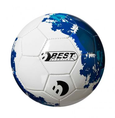 Best Sporting Jugendfußball Toronto, weiß/blau