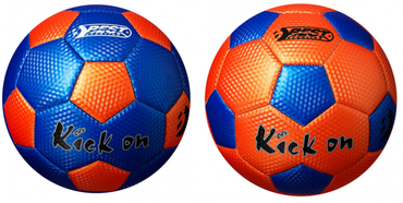 Best Sporting Fußball Kick on, 32 Felder, blau/orange oder orange/blau