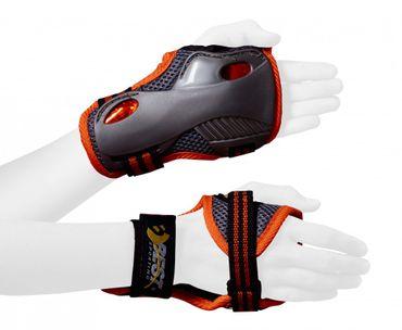 Best Sporting Handgelenkschoner mit Reflektorband, Größe S-L