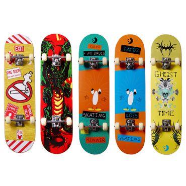 Best Sporting Skateboard, ABEC 3 oder ABEC 7, verschiedene Designvarianten