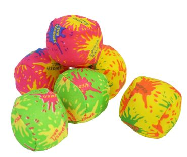 Best Sporting Water Fun Balls aus Neopren, 6 St
