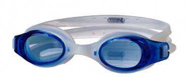 Best Sporting Schwimmbrille Luna, blau/weiß