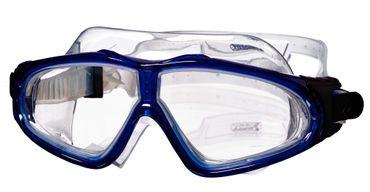 Best Sporting Schwimmbrille Sirocco, dunkelblau/transparent