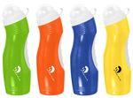 Best Sporting Ergonomische Trinkflasche Runner , 850 ml , BPA Frei , verschiedene Farben 001