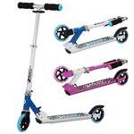 Best Sporting Scooter 125er Rolle, Aluminium klappbar, pink oder blau 001