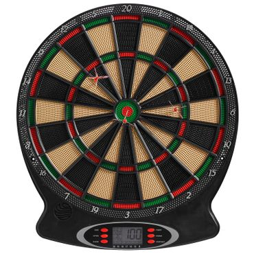 Best Sporting LONDON elektronische Dartscheibe, LCD-Display B-Ware