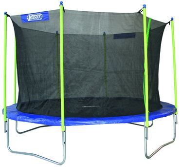 Best Sporting Garten-Trampolin Big Jumper Outdoor, Ø 426 cm Aktionsangebot