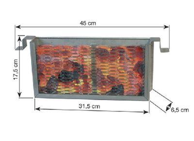Thüros Kohleschacht für Seitenhitze KSCH3535 für Thüros I – Bild 2