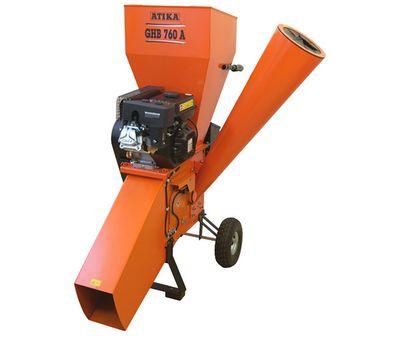 Gartenhäcksler ATIKA GHB 760 A 4-Takt Benzinmotor