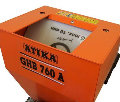 Gartenhäcksler ATIKA GHB 760 A 4-Takt Benzinmotor – Bild 4