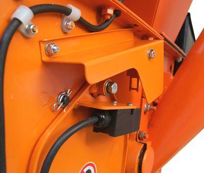 Gartenhäcksler ATIKA GHB 760 A 4-Takt Benzinmotor – Bild 7