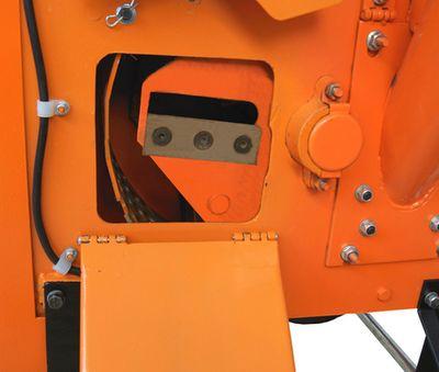 Gartenhäcksler ATIKA GHB 760 A 4-Takt Benzinmotor – Bild 5
