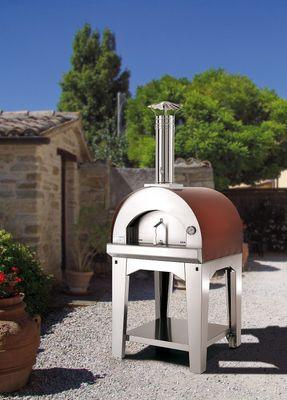 Pizzaofen Holzbackofen Margherita – Bild 4
