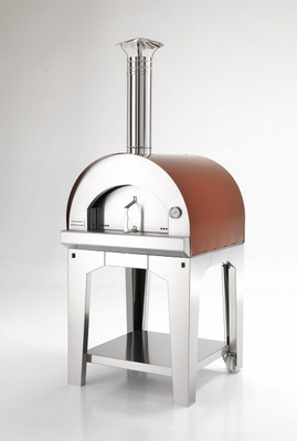 Pizzaofen Holzbackofen Margherita – Bild 1