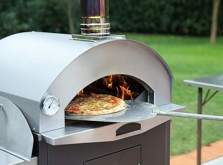 Holzbackofen   Pizzaofen Fontana Pizza&Cucina Singolo