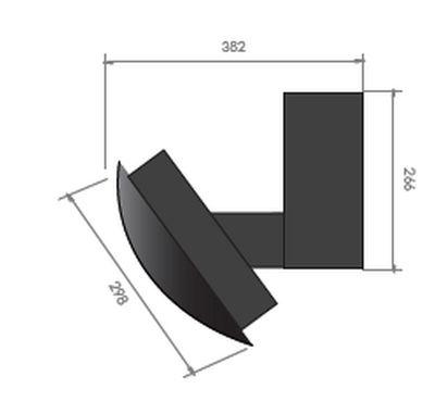 "Bromic Tungsten Smart Heat Gas-Heizstrahler 300 Propan ""Ausstellungsstück"" – Bild 6"