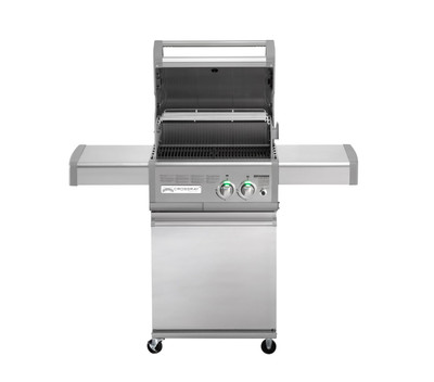 Gasgrill CROSSRAY by HEATSTRIP 2-Brenner mit Infrarot-Technologie  – Bild 2