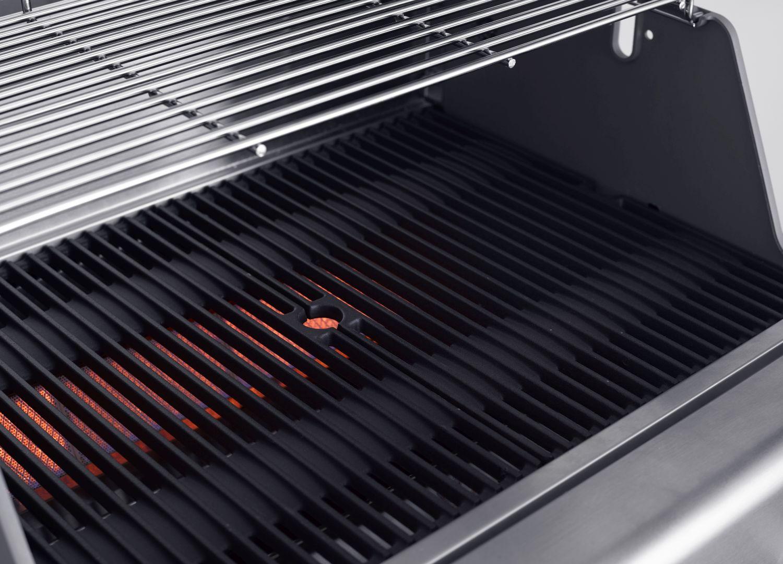 Einbau Gasgrill Outdoor Küche : Einbau gasgrill crossray by heatstrip 4 brenner mit infrarot technologie