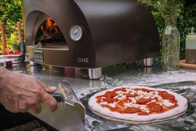 ALFA FORNI ONE Pizzaofen Holzbackofen – Bild 7