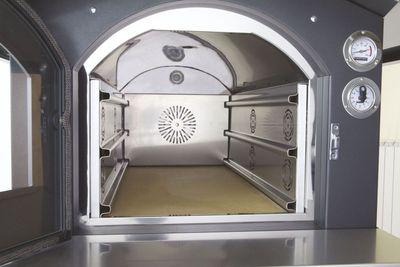 Fontana INC QV 57x45 Einbau-Holzbackofen Pizzaofen – Bild 2