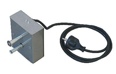 Thüros M 1004 E Grillmotor Edelstahl bis 10 kg belastbar – Bild 1