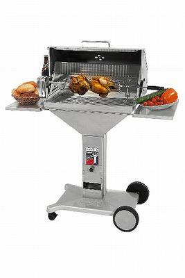 Thüros Montana K4060HEPF Barbecue-Holzkohle-Grill – Bild 2