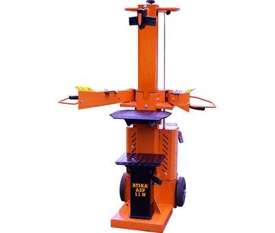 Holzspalter /  Brennholzspalter ATIKA ASP11N Benzinmotor – Bild 1