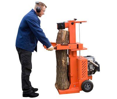 Holzspalter /  Brennholzspalter ATIKA ASP11N Benzinmotor – Bild 4