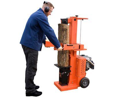 Holzspalter /  Brennholzspalter ATIKA ASP11N Benzinmotor – Bild 5