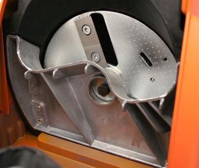 Messer Gartenhaecksler ATIKA AMF 2500 – Bild 4