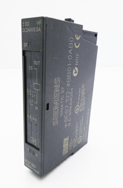 Siemens Simatic S7  6ES7 132-4BB01-0AB0  E-Stand: 01  -used-