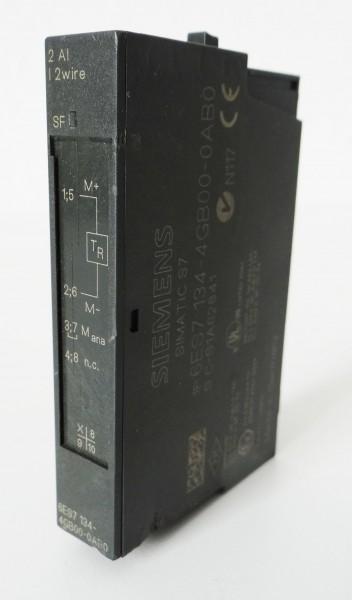 Siemens Simatic S7  6ES7134-4GB00-0AB0  6ES7 134-4GB00-0AB0 E-Stand: 07 -used-