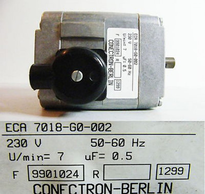 Conectron-Berlin ECA 7018-G0-002 E-Motor -unused-