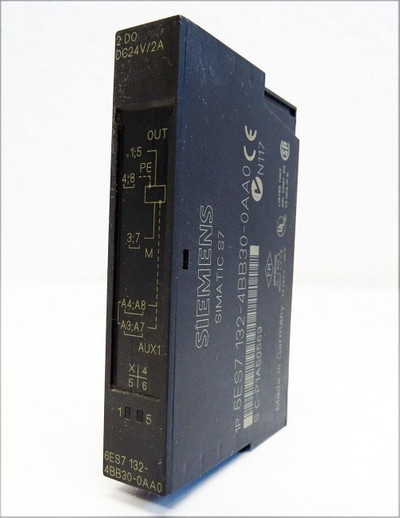 Siemens 6ES7 132-4BB30-0AA0 E-Stand: 03 Simatic S7 -used-