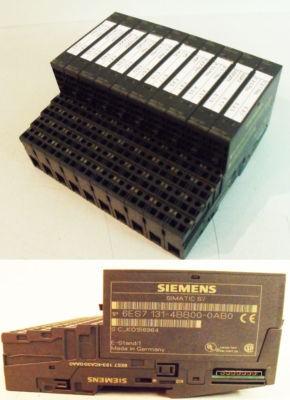 Siemens Simatic S7 6ES7131-4BB00-0AB0 incl. Terminalmodul   #7