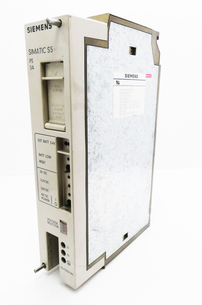 Siemens Simatic S5 6ES5951-7LB14  E-Stand: 06 Power-Supply  -used-