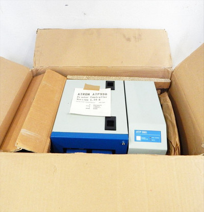 ATRON ATP990  96 010426  Labeldrucker paralell  - used - in Box